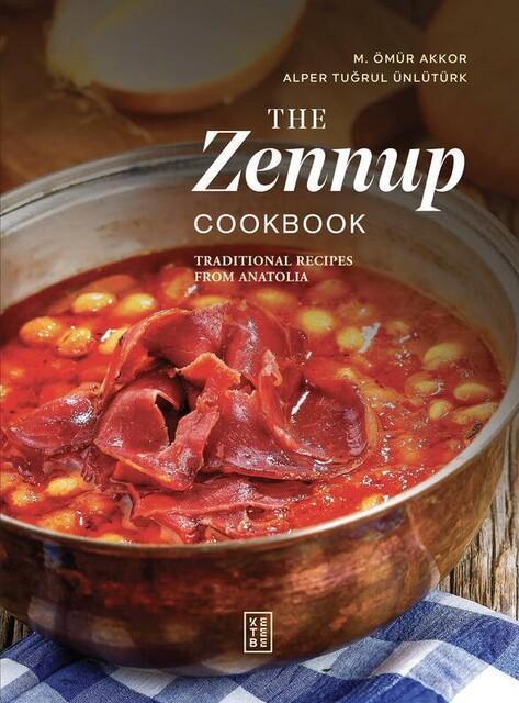 KETEBE - The Zennup Cookbook
