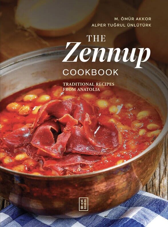The Zennup Cookbook